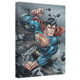 Superman Indestructible Quickpro Artwrap Back Board