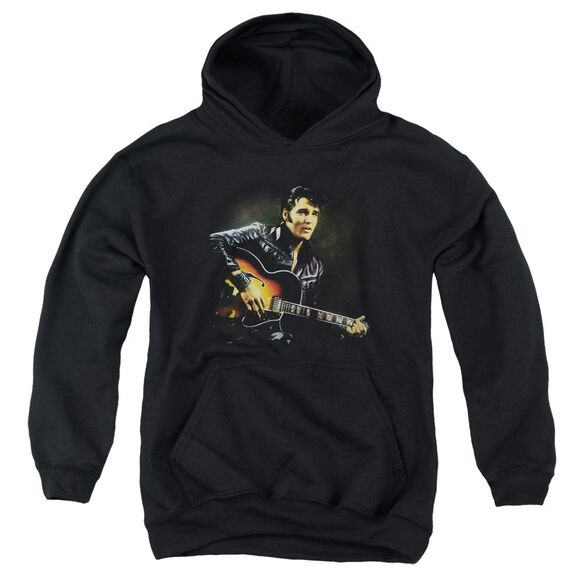 Elvis 1968 Youth Pull Over Hoodie