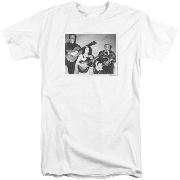 The Munsters Play It Again Short Sleeve Adult Tall T-Shirt