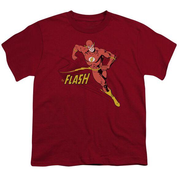 Dc Jetstream Short Sleeve Youth T-Shirt