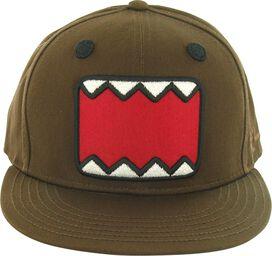 Domo Kun Head Snap Hat