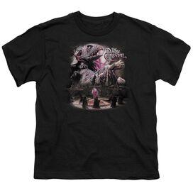 Dark Crystal Power Mad Short Sleeve Youth T-Shirt