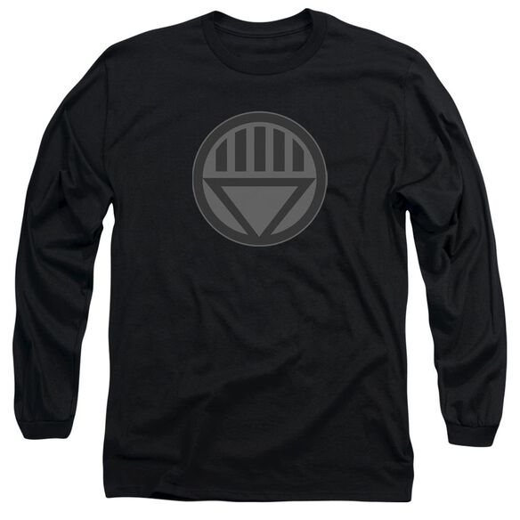 Green Lantern Symbol Long Sleeve Adult T-Shirt