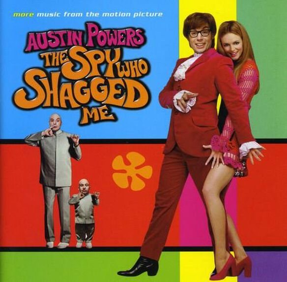 More Music From Austin Powers: Spy Who / O.S.T.