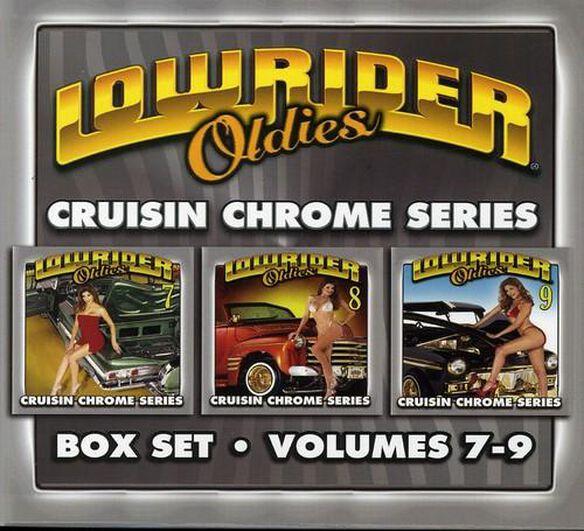 Lowrider Oldies 7 9: Cruisin Chrome / Var (Box)