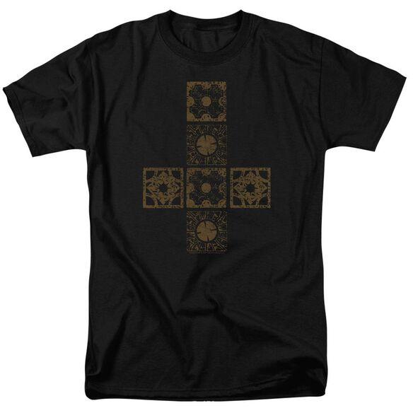 Hellraiser Lemarchands Puzzle Box Short Sleeve Adult T-Shirt