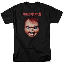 Childs Play 3 Chucky Short Sleeve Adult T-Shirt