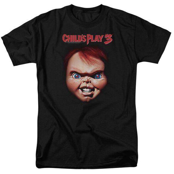 Childs Play 3 Chucky Short Sleeve Adult T-Shirt