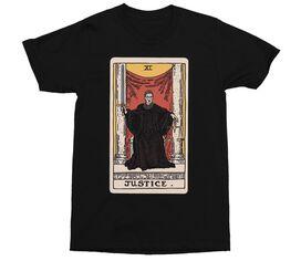Ruth Bader Ginsburg RBG Tarot Card Justice T-Shirt
