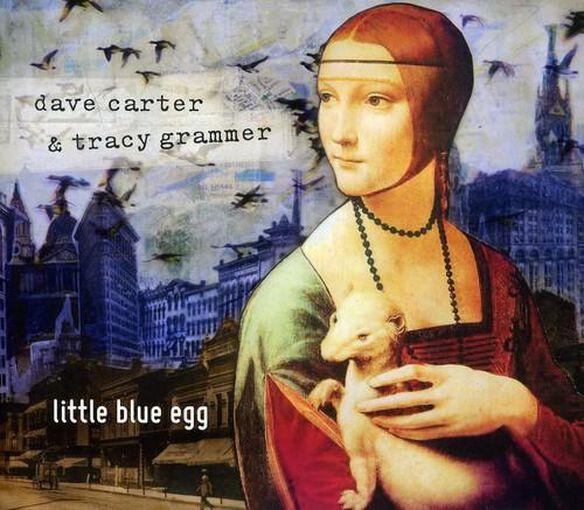 Little Blue Egg