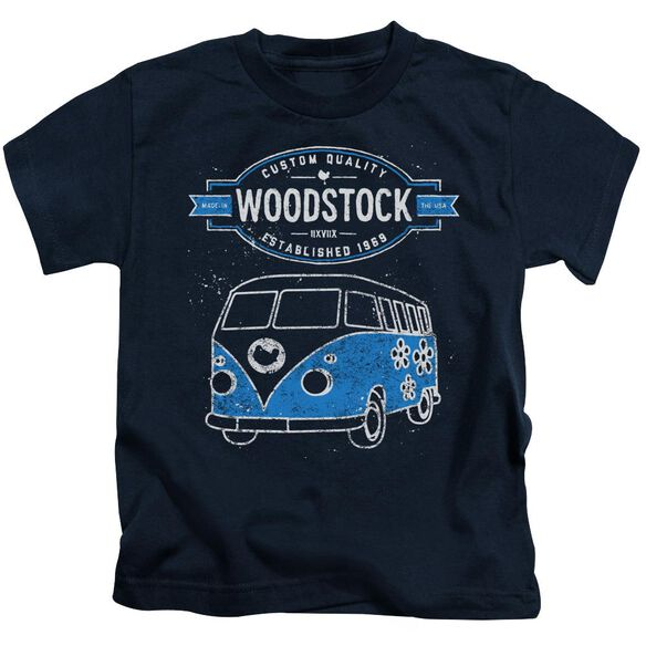 Woodstock Van Short Sleeve Juvenile T-Shirt