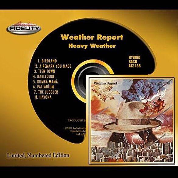 Heavy Weather (Rmst)