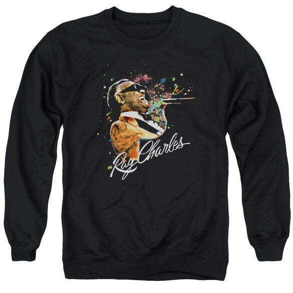 Ray Charles Soul Adult Crewneck Sweatshirt