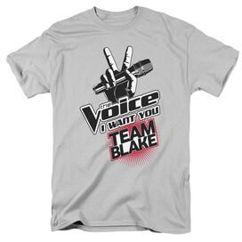 The Voice Team Blake Short Sleeve Adult T-Shirt