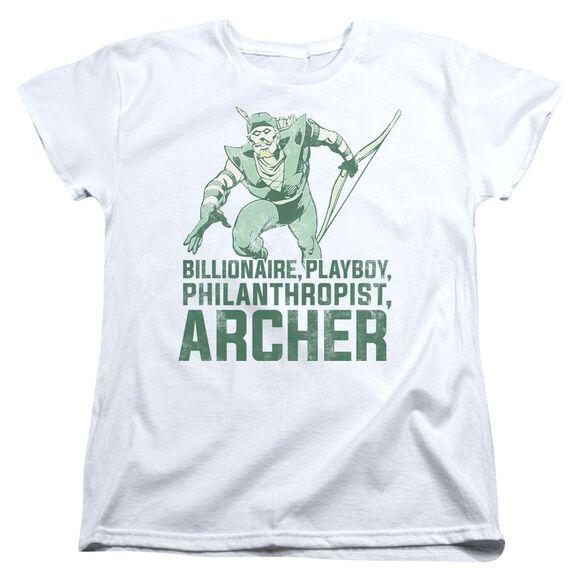 Dc Archer Short Sleeve Womens Tee T-Shirt