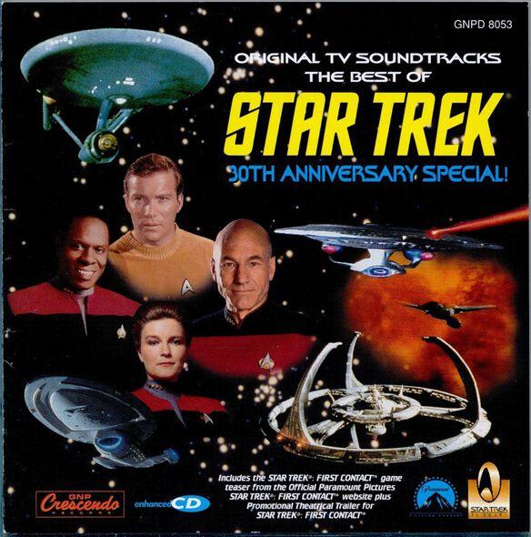 Star Trek 30 Th Anniversary / O.S.T.