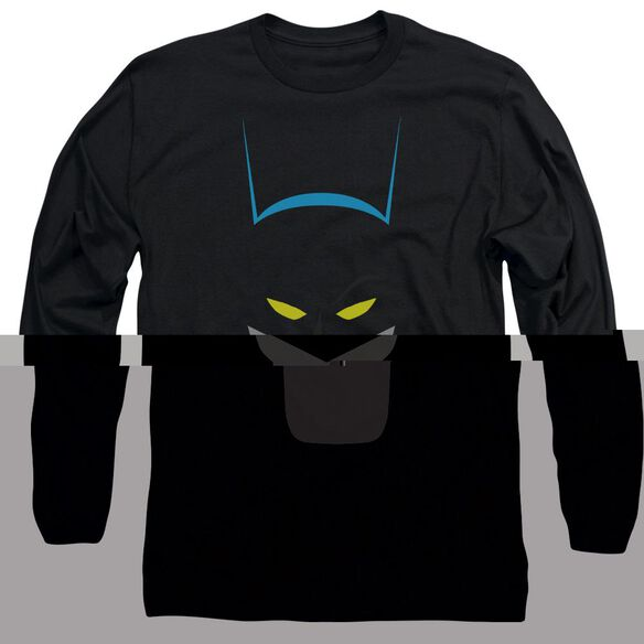 BATMAN SIMPLIFIED- L/S ADULT T-Shirt