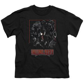 Falling Skies Collage Short Sleeve Youth T-Shirt