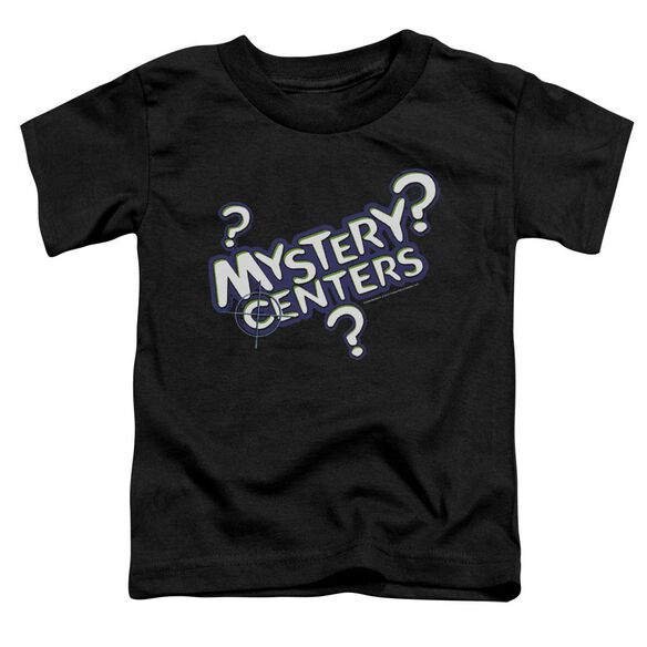 Dubble Bubble Mystery Centers Short Sleeve Toddler Tee Black Lg T-Shirt