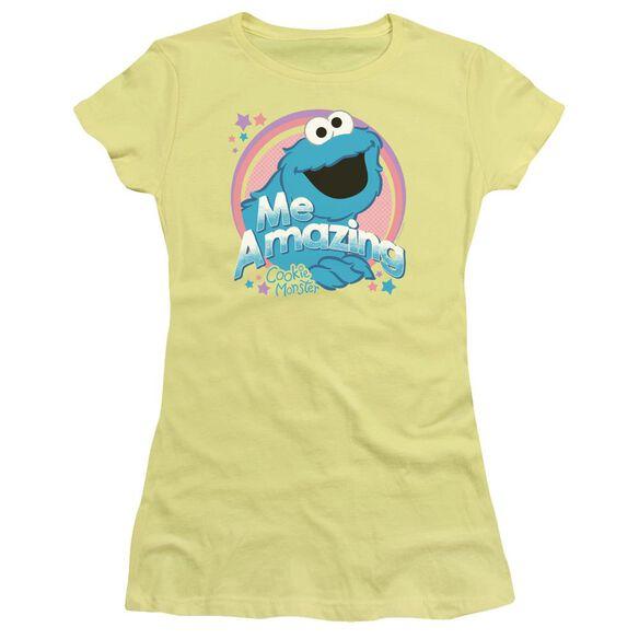 Sesame Street Me Amazing Premium Bella Junior Sheer Jersey