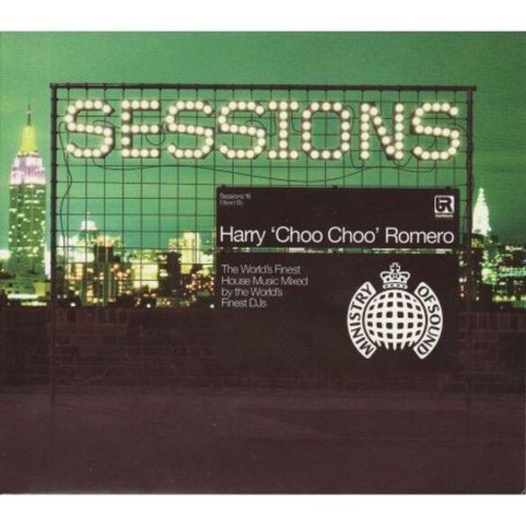 Harry Romero Choo Choo - Sessions Mixed By Harry Choo Choo Romero