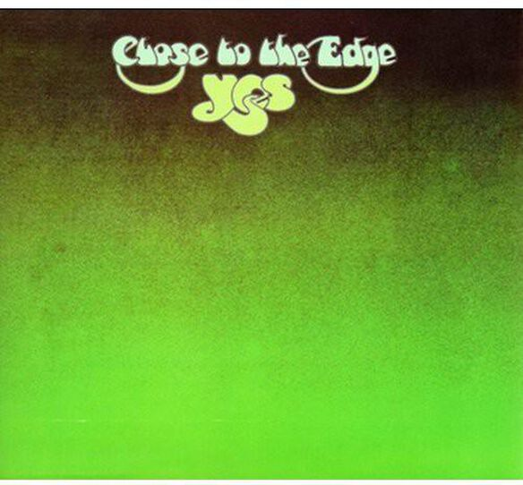 Yes: Close to the Edge [2 Discs] [Blu-ray/CD]