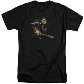 Elvis 1968 Short Sleeve Adult Tall T-Shirt