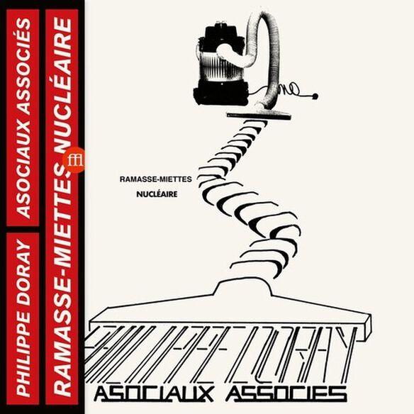 Philippe Doray & Asociaux Associes - Ramasse-Miettes Nucleaires