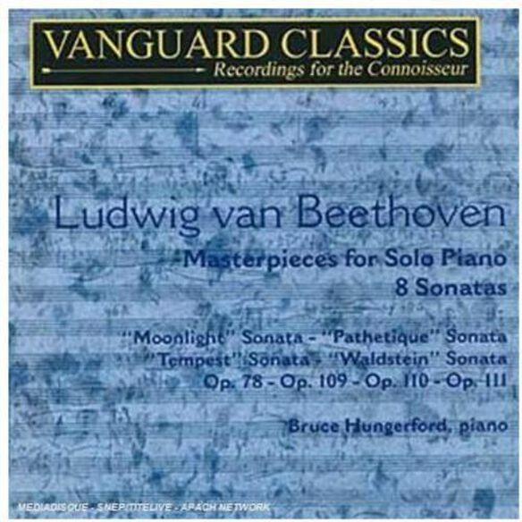 Ludwig Van Beethoven - Masterpieces for Solo Piano 1