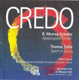 Robert Sund - Credo: Schafer & Tallis