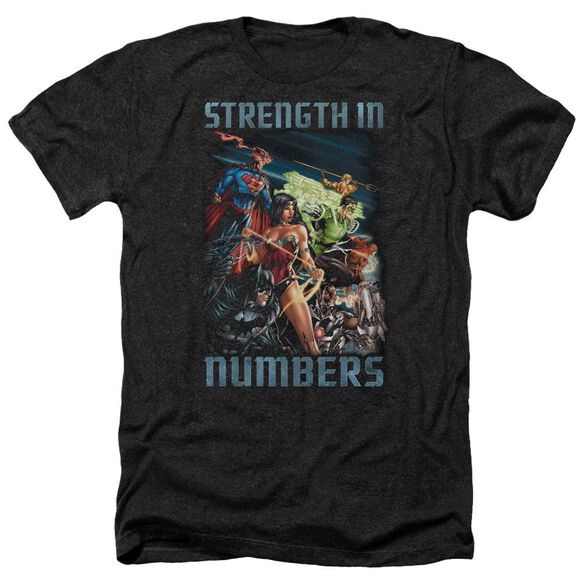Jla Strength In Number Adult Heather