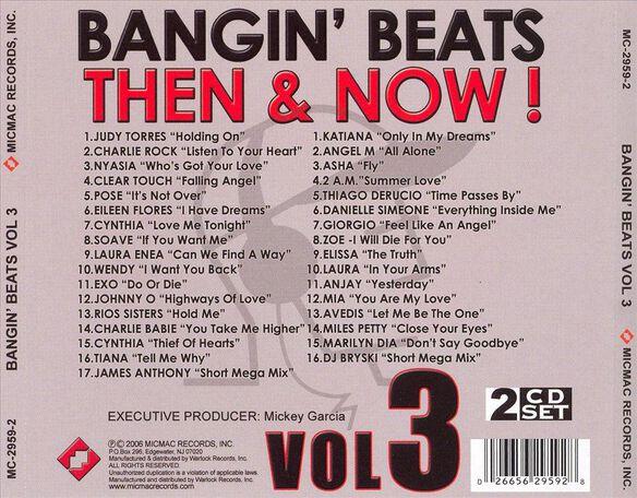Bangin Beats: Then & Now 3 / Various