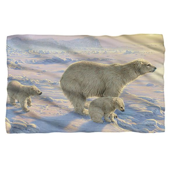 Wild Wings On The Edge 2 Woven Throw