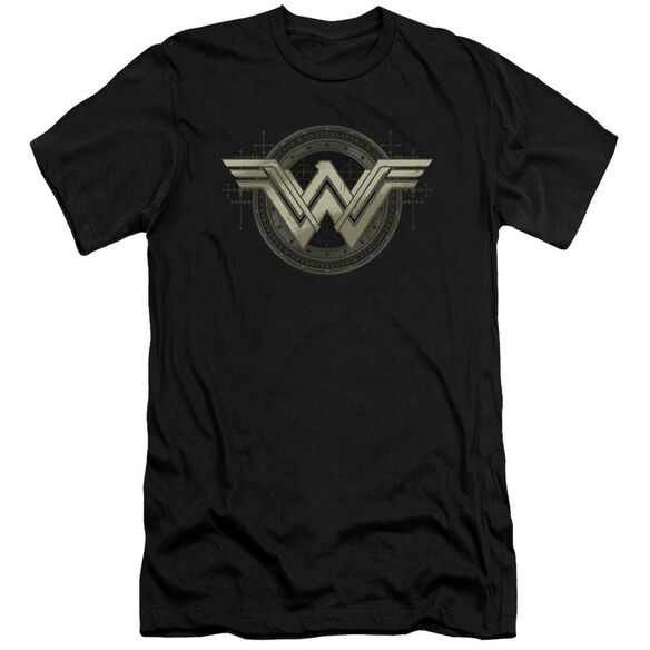 Batman V Superman Ancient Emblems Short Sleeve Adult T-Shirt