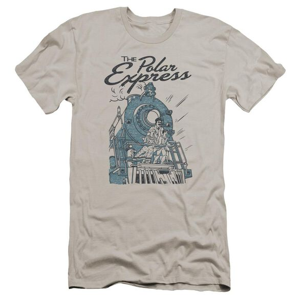 Polar Express Rail Riders Premuim Canvas Adult Slim Fit