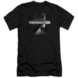 Warehouse 13 The Unknown-premuim Canvas Adult Slim