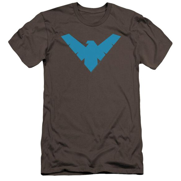 Batman Nightwing Symbol Premuim Canvas Adult Slim Fit
