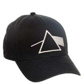 Pink Floyd White Prism Velcro Closure Hat