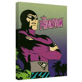 Phantom Island Quickpro Artwrap Back Board