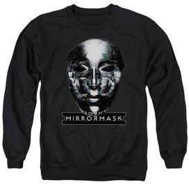 Mirrormask Mask Adult Crewneck Sweatshirt