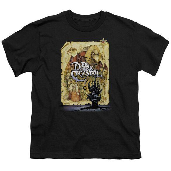 Dark Crystal Poster Short Sleeve Youth T-Shirt