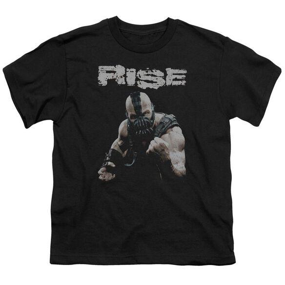 Dark Knight Rises Rise Short Sleeve Youth T-Shirt