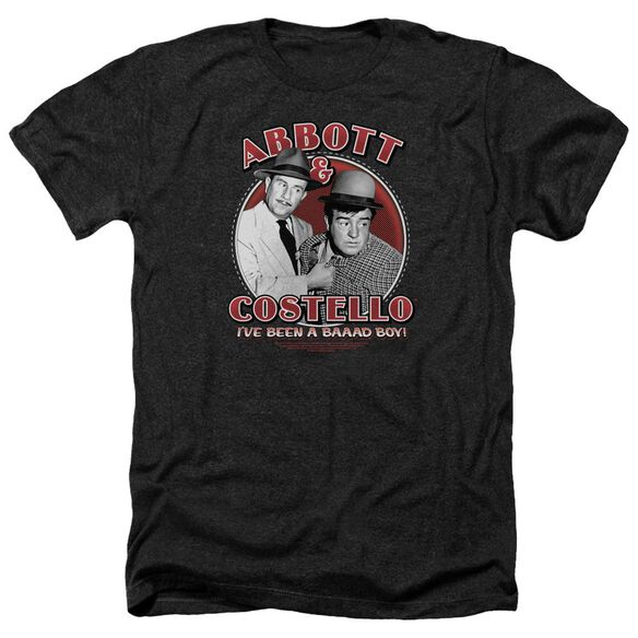 Abbott & Costello Bad Boy Adult Heather