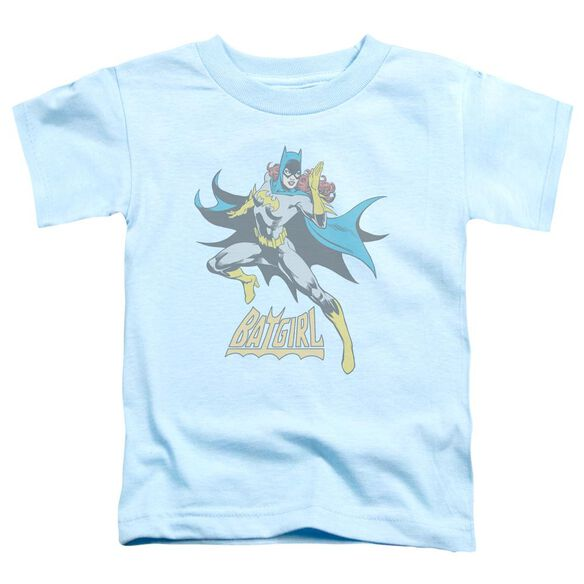 Dc See Ya Short Sleeve Toddler Tee Light Blue Md T-Shirt