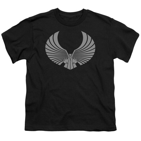 Star Trek Romulan Logo Short Sleeve Youth T-Shirt