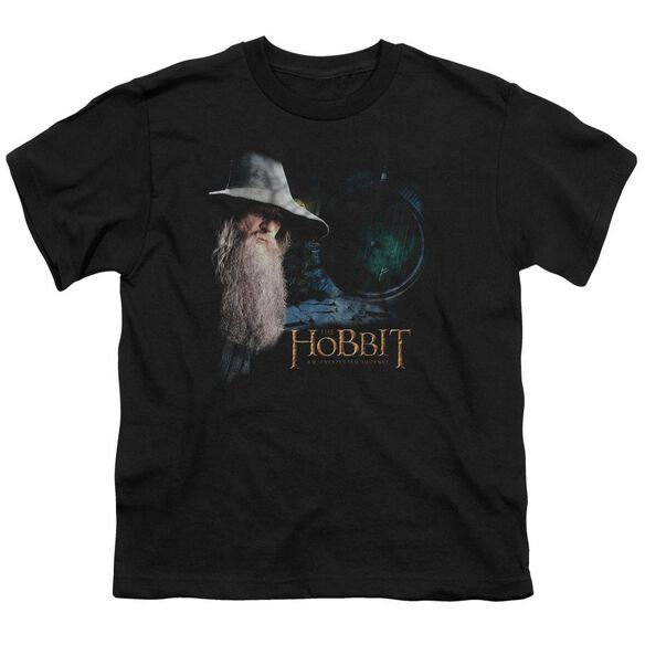 The Hobbit The Door Short Sleeve Youth T-Shirt