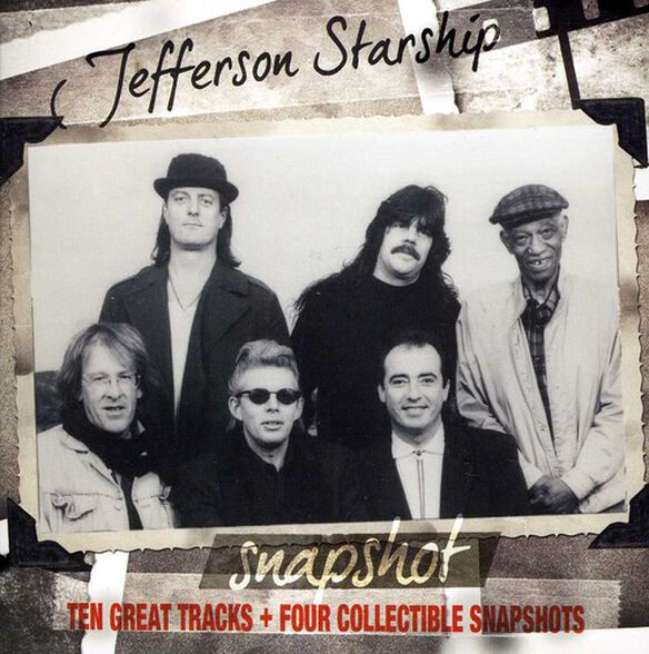 Jefferson Starship - Snapshot
