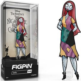 Nightmare Before Christmas Sally FiGPiN