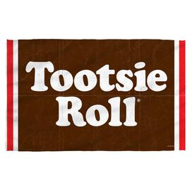 Tootsie Roll Wrapper Towel