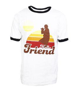 Star Wars The Mandalorian The Child Hello Friend T-Shirt